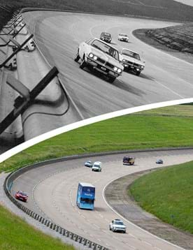 Track Testing High Speed Circuit Then And Now Millbrook 50th Anniversary