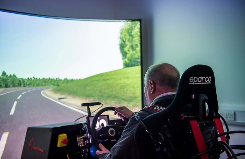 Dave Boon on Millbrook's Track Simulator, Virtual Proving Ground