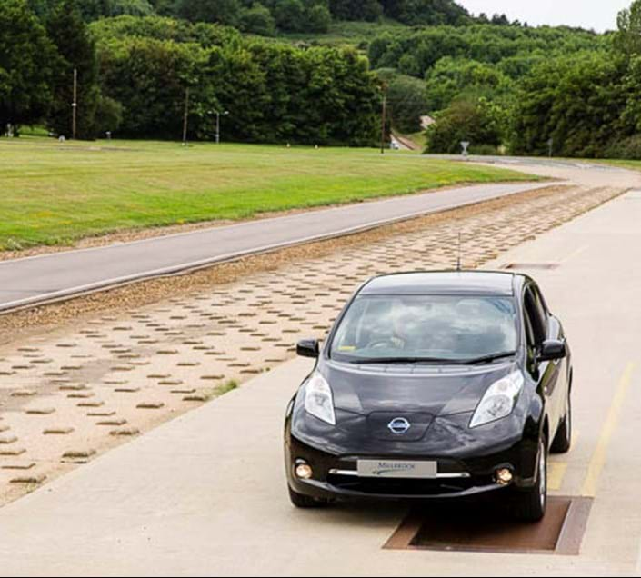 Electric vehicle testing; vehicle durability schedule at Millbrook Proving Ground