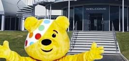 Children in Need in Event Venue at Millbrook Proving Ground