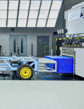 Conformity of production (CoP) crash testing of a Mobile Progressive Deformable Barrier (MPDB)