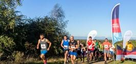 MAD 5K Challenge at Millbrook Proving Ground in 2019 - Help for Heroes charity run