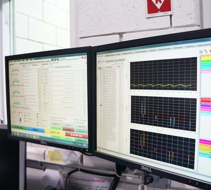 Reps Test System Automation Cell Software Millbrook Revolutionary Engineering