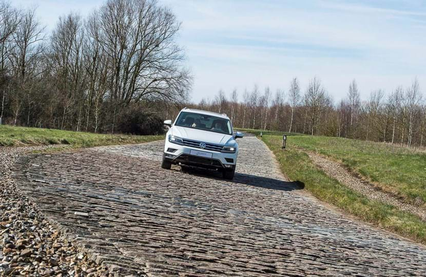 Vehicle road load data analysis acquisition on the Belgian Pave at Millbrook Proving Ground