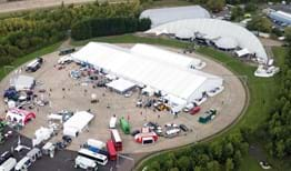 Millbrook Proving Ground Steering Pad For Corporate Events