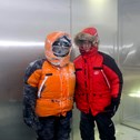 Millbrook 50th Anniversary Climatic Chamber with Ranulph Fiennes