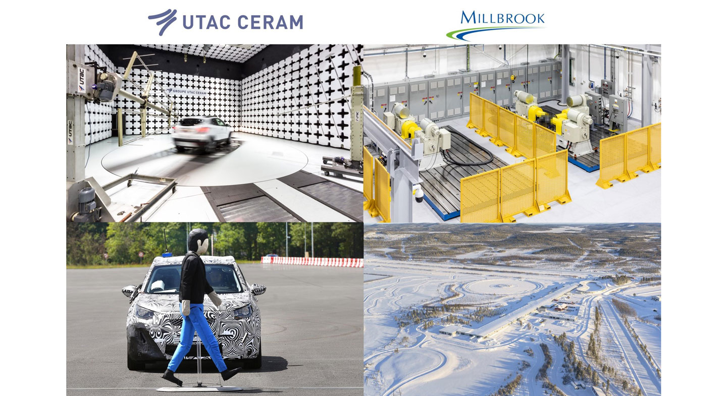Millbrook Utac Ceram Join Forces 2